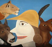 All Creatures Great And Small  by C J Lewis