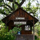 Kaweah Post Office by Anne-Marie Bokslag