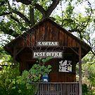 Kaweah Post Office by Anne-Marie Bokslag