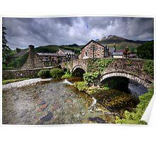 Wales: Beddgelert Poster
