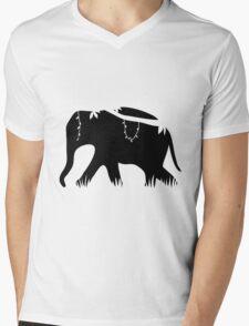 Jungle walker Mens V-Neck T-Shirt