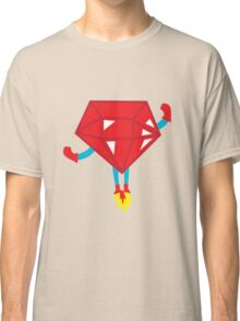 Ruby power Classic T-Shirt