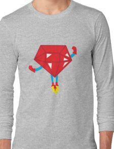Ruby power Long Sleeve T-Shirt