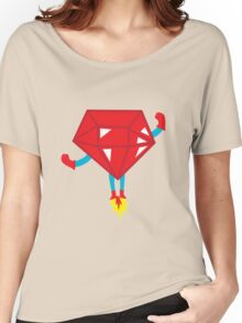 Ruby power Women's Relaxed Fit T-Shirt