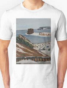 Pierced Rock, Quebec Canada T-Shirt