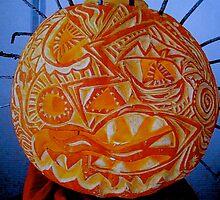 Big Round, Orange Jack by bhutch7