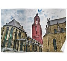 Basilica NETHERLANDS Poster
