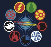 DC's Legends of Tomorrow (Ring Version) by zenjamin