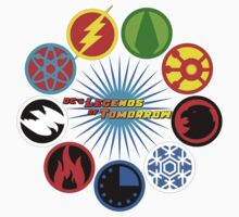 DC's Legends of Tomorrow (Ring Version) Kids Clothes