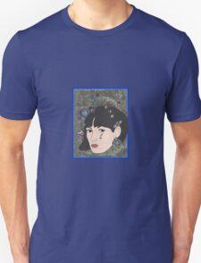 The Girl With Kaleidoscope Eyes Unisex T-Shirt