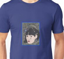 The Girl With Kaleidoscope Eyes Unisex T-Shirt
