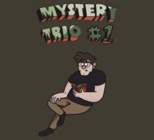 Mystery Trio #1- Stanley by kbeehivep