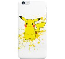 Pikachu - Super Smash Bros iPhone Case/Skin