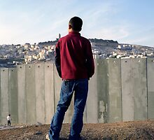 Israel's Security Barrier in the West Bank 04 by Jason Moore