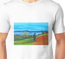 Narcisse: the black stalion Unisex T-Shirt