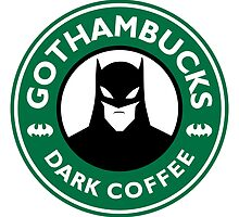 Batman - Starbucks Parody by liam175