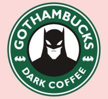 Batman - Starbucks Parody Kids Clothes