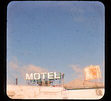 Motel Blues by gbrosseau