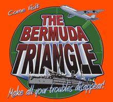 Bermuda Triangle Kids Clothes