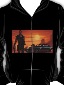 Mad Max and the V8 Interceptor T-Shirt