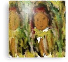 Childs Canvas Print