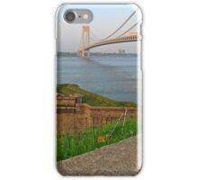 Verrazano-Narrows bridge iPhone Case/Skin