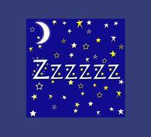 Sleepy Night Womens Fitted T-Shirt