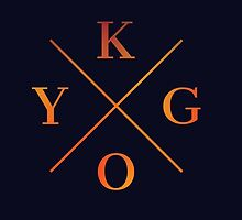 KYGO Shirt Black by billybob28