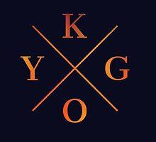 KYGO Shirt Black by billybob28