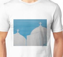 Greek church Unisex T-Shirt