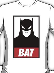 Batman - OBEY Parody T-Shirt