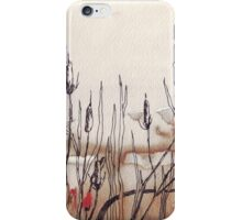 In the Bulrushes iPhone Case/Skin