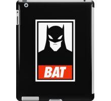 Batman - OBEY Parody iPad Case/Skin