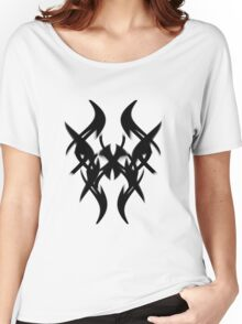 Distorted Arrows Women's Relaxed Fit T-Shirt