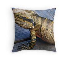Prehistoric! Throw Pillow