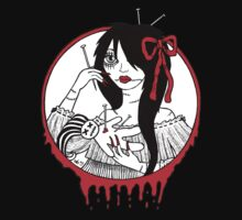 VooDoo Doll Tee by Anita Inverarity