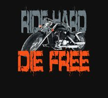 Ride hard t-shirt Long Sleeve T-Shirt