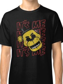 Five Nights At Freddy's It's Me Golden Freddy Classic T-Shirt
