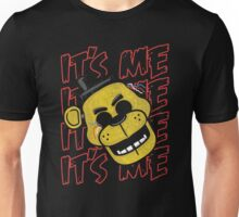 Five Nights At Freddy's It's Me Golden Freddy Unisex T-Shirt