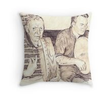 Boys from Mayo Throw Pillow
