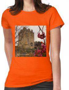 Ireland - Blarney Blossom Womens Fitted T-Shirt