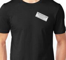 Care Instructions - Whisky Unisex T-Shirt