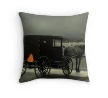 ~ The Amish Way ~ Throw Pillow