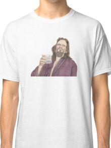 """Jeffrey """"the Dude"""" Lebowski Classic T-Shirt"""