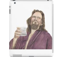 "Jeffrey ""the Dude"" Lebowski iPad Case/Skin"