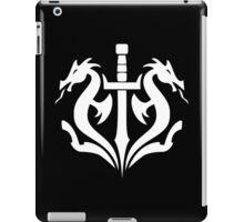 Black Dragon iPad Case/Skin