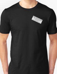 Care Instructions - Raki Unisex T-Shirt