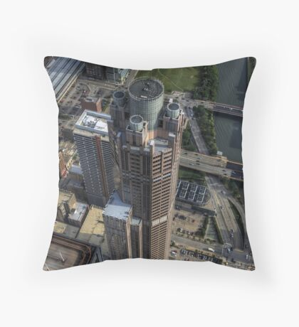 Sears View Throw Pillow