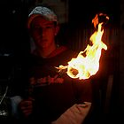 Jake and flame 4 by Charlie by BackTrack