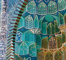 Samarkand mausoleum by snefne